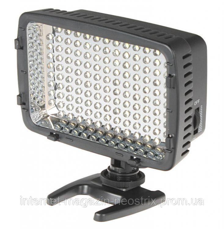 Накамерная светодиодная LED панель Voking VOK-160
