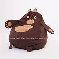 """Детское кресло-мешок """"Медвеженок"""" S 90x60 см (ткань: оксфорд), фото 1"""