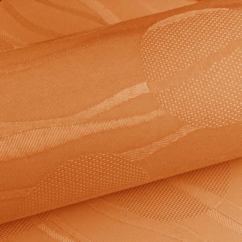 Рулонные шторы Море оранжевый