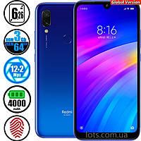 Смартфон Xiaomi Redmi 7 (3/32GB) Blue - Global Version