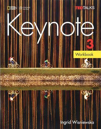 American Keynote 3 Workbook, фото 2