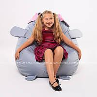 """Детское кресло-мешок """"Мышка"""" L 130x90 см (ткань: оксфорд), фото 1"""