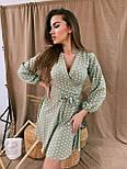 Женское нежное платье в горошек (в расцветках), фото 5