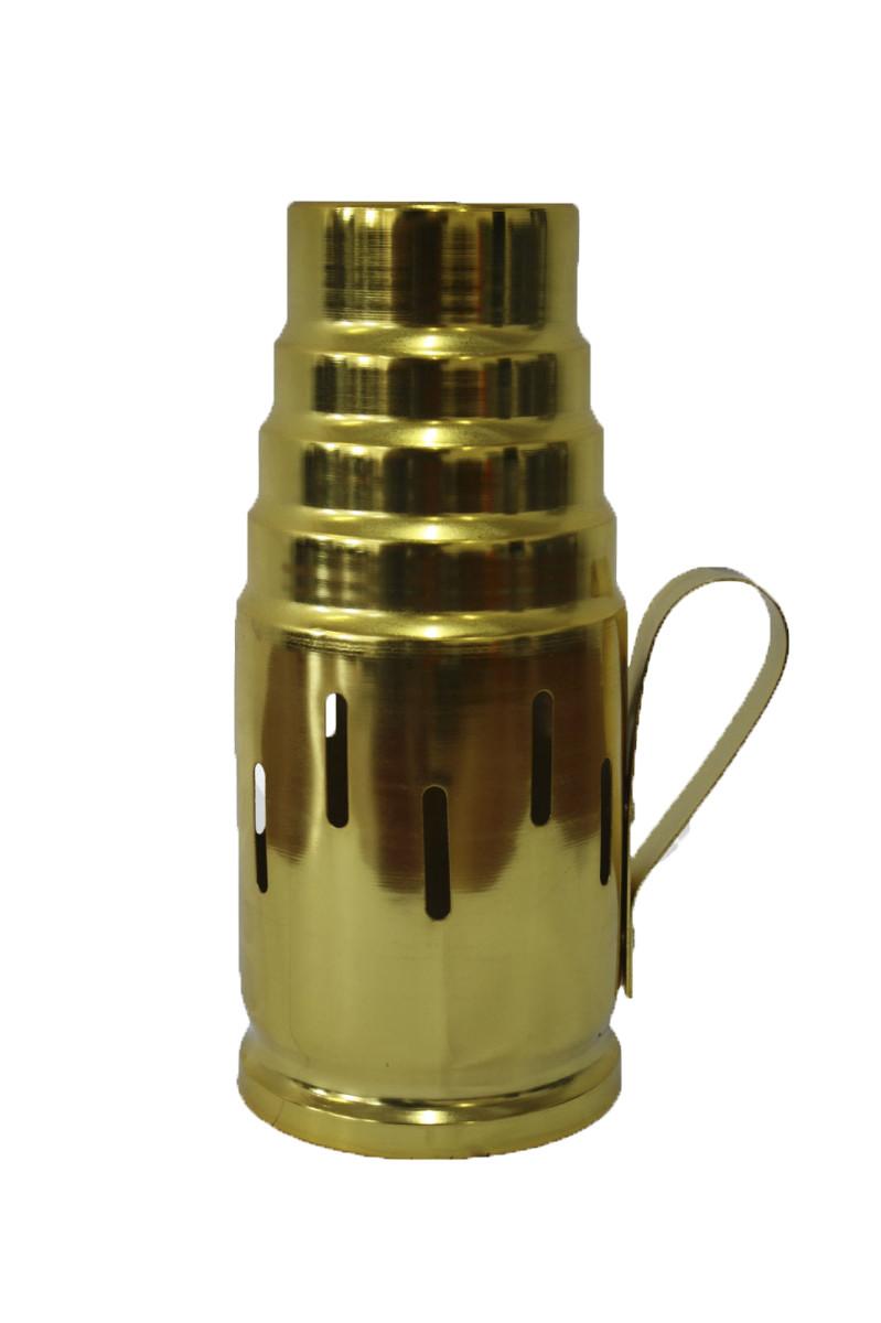 Ковпак для кальяну 002 золото