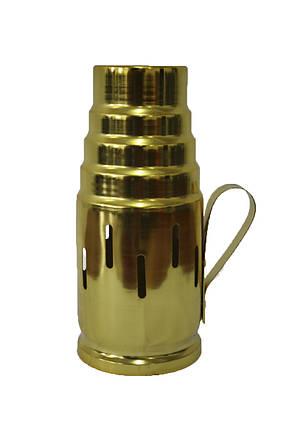 Ковпак для кальяну 002 золото, фото 2