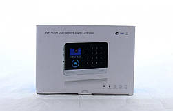 Охранная сигнализация для дома Rfid GSM+WIFI JYX G600 управление с телефона