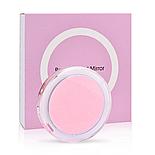 Компактное зеркало с аккумулятором и USB-разъемом, фото 2