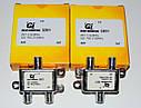 TV/SAT диплексер-для совмещения спутникового и эфирного сигнала GI Diplexer SD01 (Sat-Tv)-2шт  набор комплект, фото 2