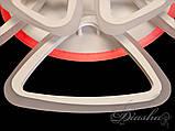 Стельова люстра з діммером і LED підсвічуванням A8118/5+5WH LED 3color dimmer, фото 6