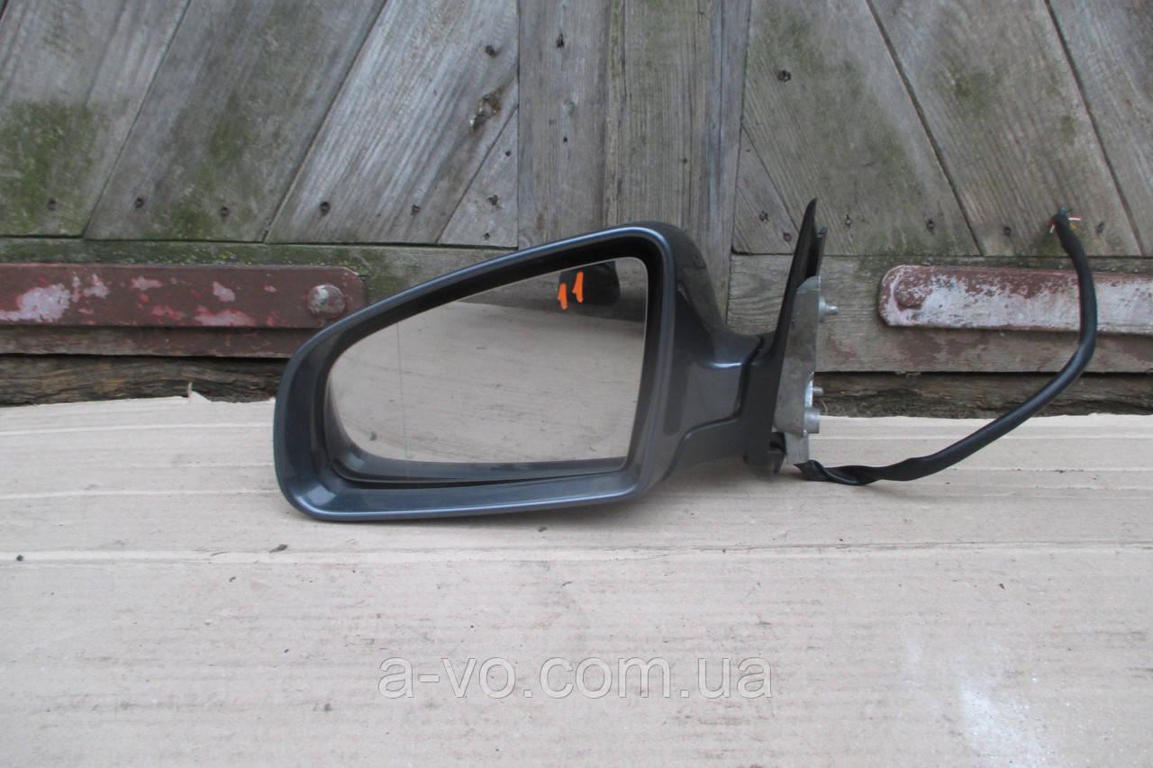 Зеркало левое электрическое для Audi A4 B6 2000-2004