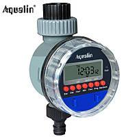 Таймер полива Aqualin 21026  с цифровым управлением