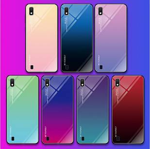 Чехол Gradient для Samsung A10 / A105F (6 цветов)