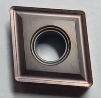 CNMG120408 U11 пластина токарна твердосплавна для обробки нерж сталей (М) та сталей (Р)