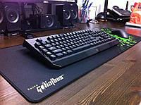 БОЛЬШОЙ геймерский коврик для мышки и клавиатуры RAZER R-700 (70х30см)
