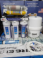 Осмос (Польща) 7 ступ з помпою, мінералізатором і активатором AR04Р, фото 1