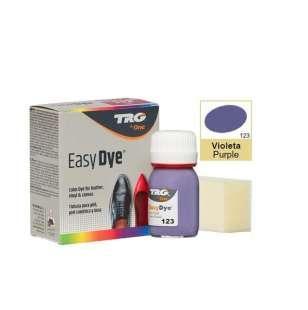 Краска для кожи TRG Easy Dye, 25 мл №123 Purple (Фиалка)