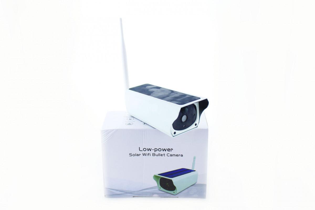 Камера видеонаблюдения IP CAMERA CAD F20 2mp solar