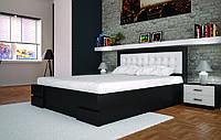Кровать двуспальная из дерева  Кармен  160*200 сосна