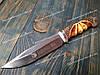 Нож нескладной Columbia SA71 Cobra Фирменный, фото 2