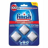 FINISH Dishwasher Cleaner Средство для чистки посудомоек 3 шт Finish очиститель посудомоечных машин