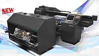 VEGA 6180 - Высокоскоростной промышленный цифровой принтер для текстильной печати.