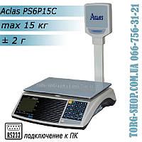 Торговые весы Aclas PS6 (PS6P-15C)