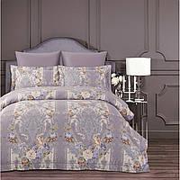 Комплект постельного белья200х220 смСатин-люкс Diandra Fashionable Arya (TR1004083)