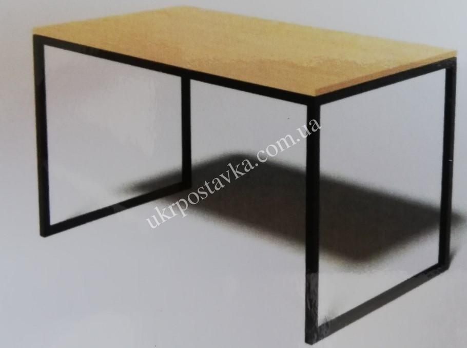 """Письменный стол LOFT ЛОФТ """"Базис"""" 600х1200х750 мм"""