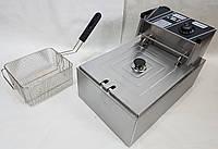 Фритюрница Rainberg RB 7152 электрическая профессиональная 3200W 8L