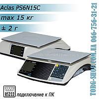 Торговые весы Aclas PS6 (PS6N-15C)