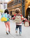"""Рюкзак для малыша SkipHop (США) """"Обезьяна"""", рюкзачок для мальчика от 3-х лет, фото 4"""