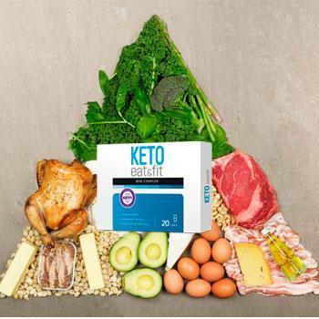 Кетогенный комплекс Keto Eat&Fit для похудения