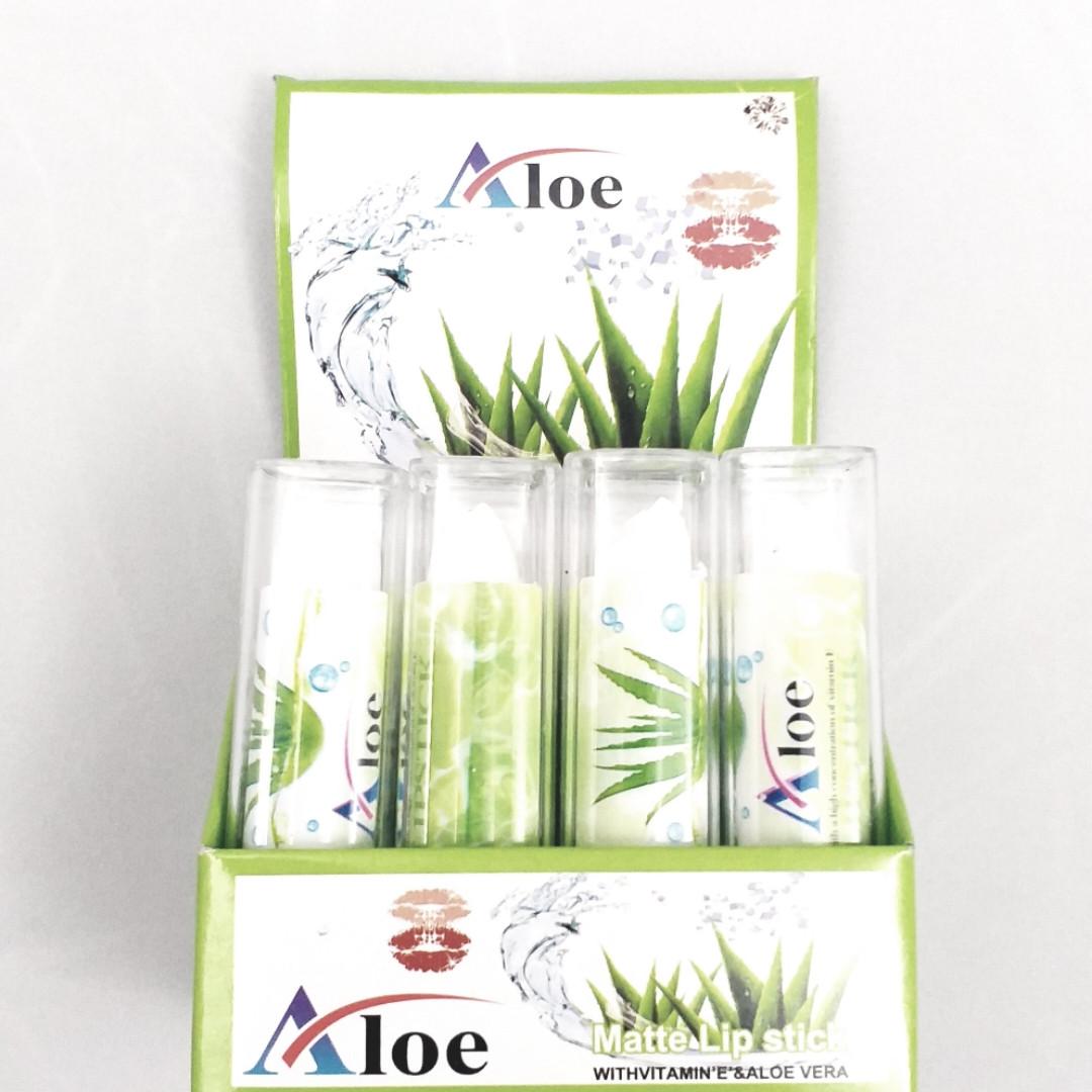 Гигиеническая помада Aloe