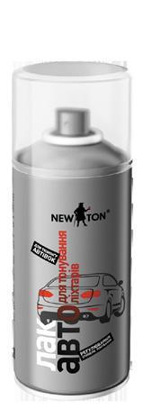 Лак для тонировки фар черный 150мл NewTon