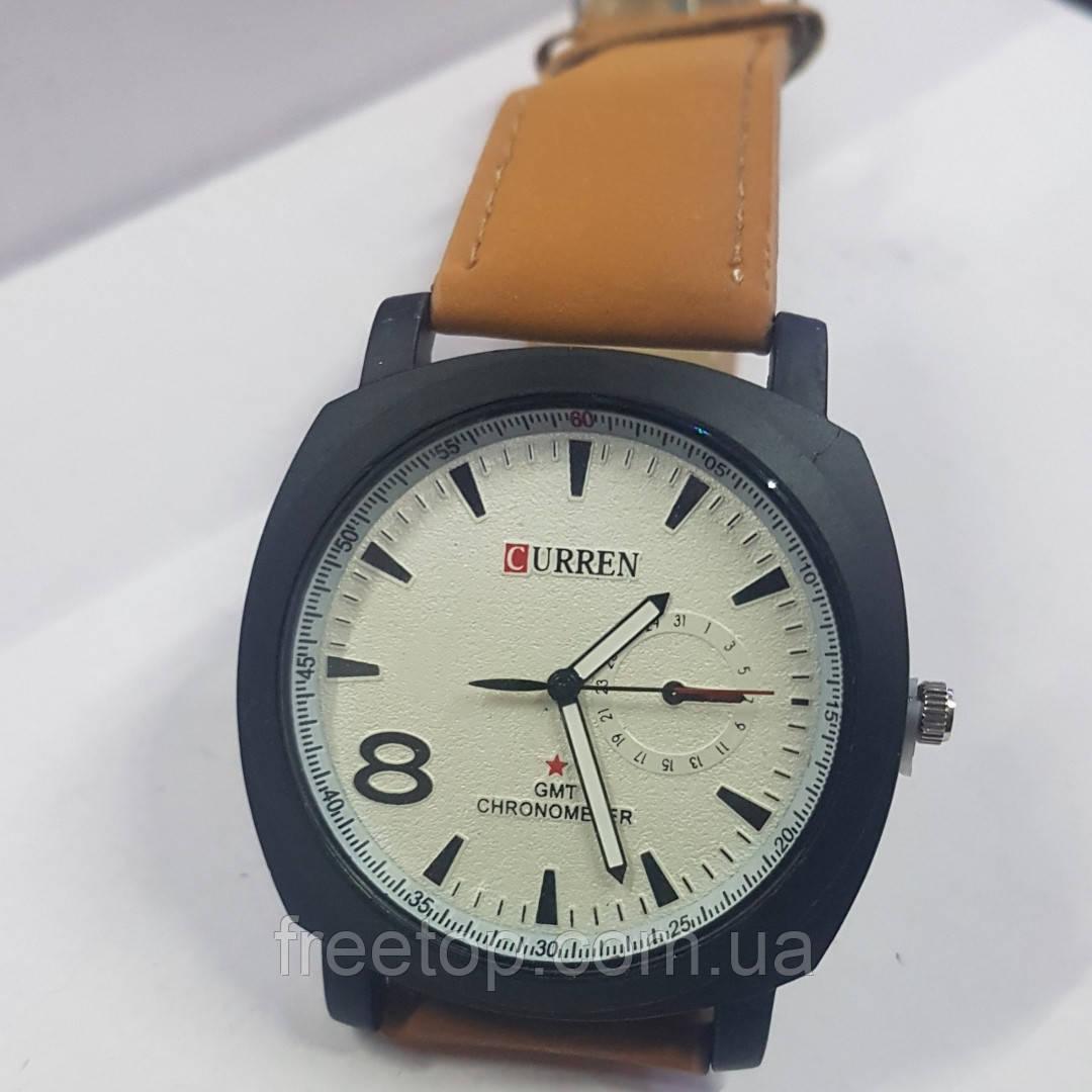 Мужские часы Curren  Business Sport Style (Кюрен бизнес спорт)