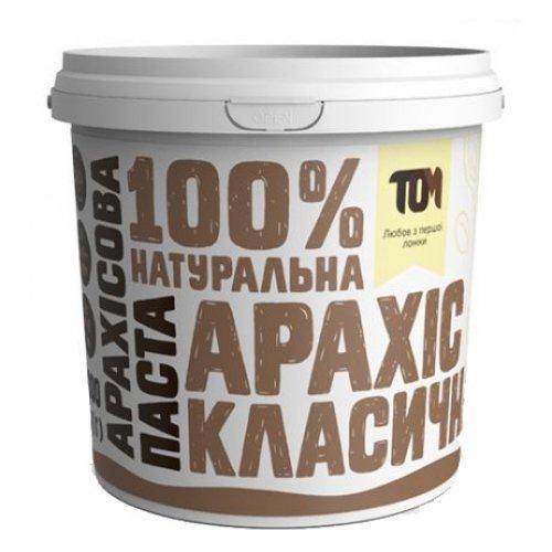 Олія ТОМУ Арахісова паста 1000 g