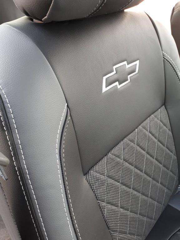 Авто-чехлы Chevrolet Lacetti Модель Vip-Elit