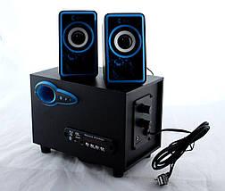 Колонки для ПК AN 2533 USB