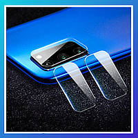 Защитное стекло на камеру Samsung Galaxy A71