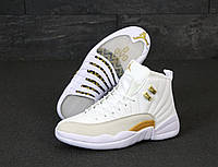 Кроссовки Nike Air Jordan 12 (ТОП РЕПЛИКА ААА+), фото 1