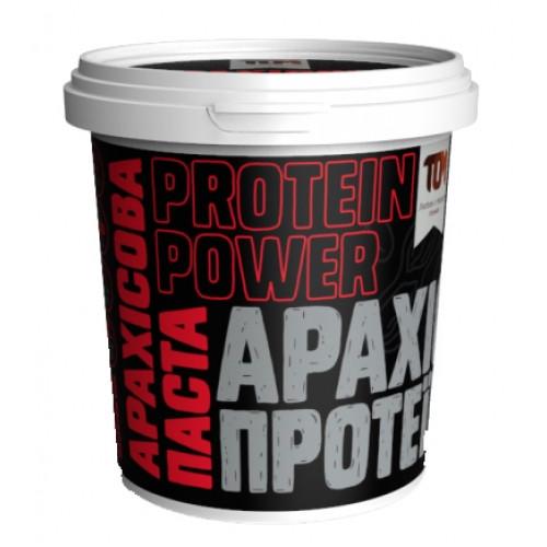 Maslo TOM Арахісова паста з протеїном 500 g