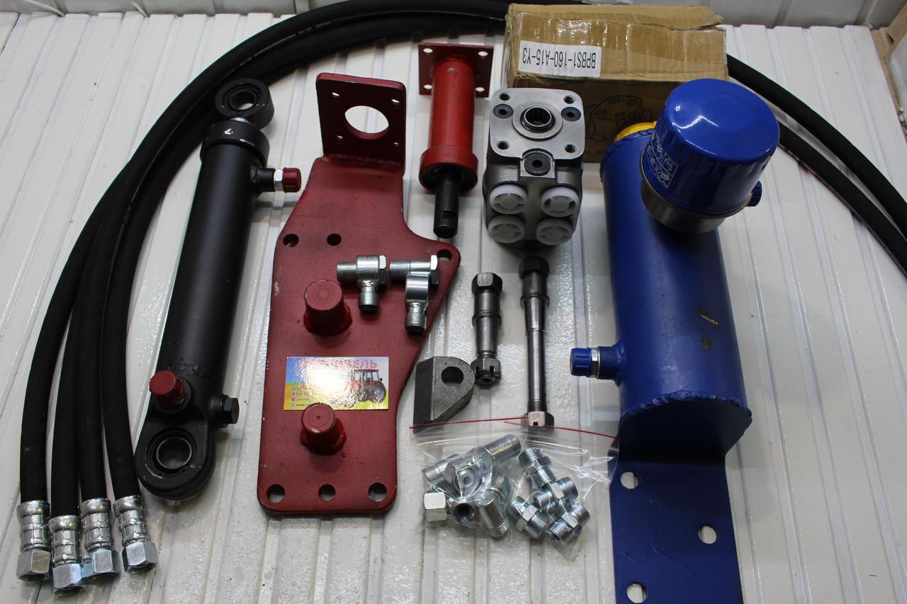 Комплект переобладнання ЮМЗ (з гідробаком) | переробка на насос дозатор