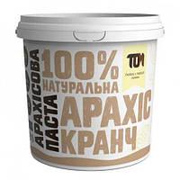 Maslo TOM Арахисовая паста кранч 1000 g