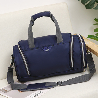 Спортивная сумка TOSH темно-синяя