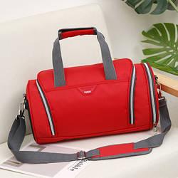 Спортивная сумка TOSH красная