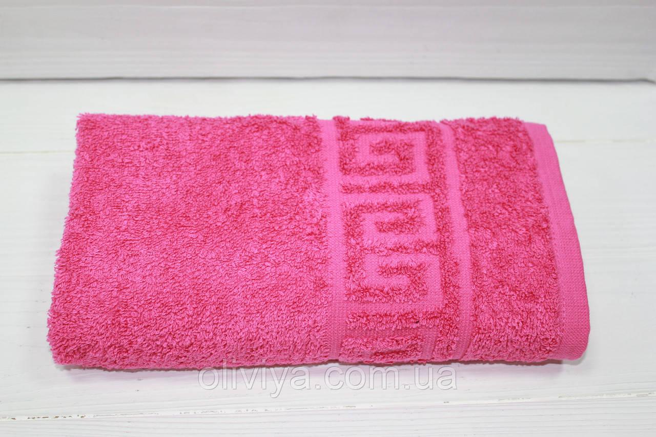 Полотенце для рук (малиновий)