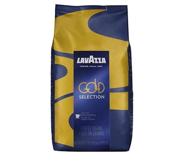 Кофе Lavazza Espresso Gold Selection в зернах 1 кг (8000070043206)