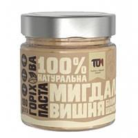 Maslo TOM Миндальная паста с белым шоколадом и вишней 180 g
