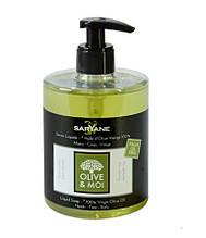Рідке мило з оливковою олією Saryane 100% Olive 500ml Cos