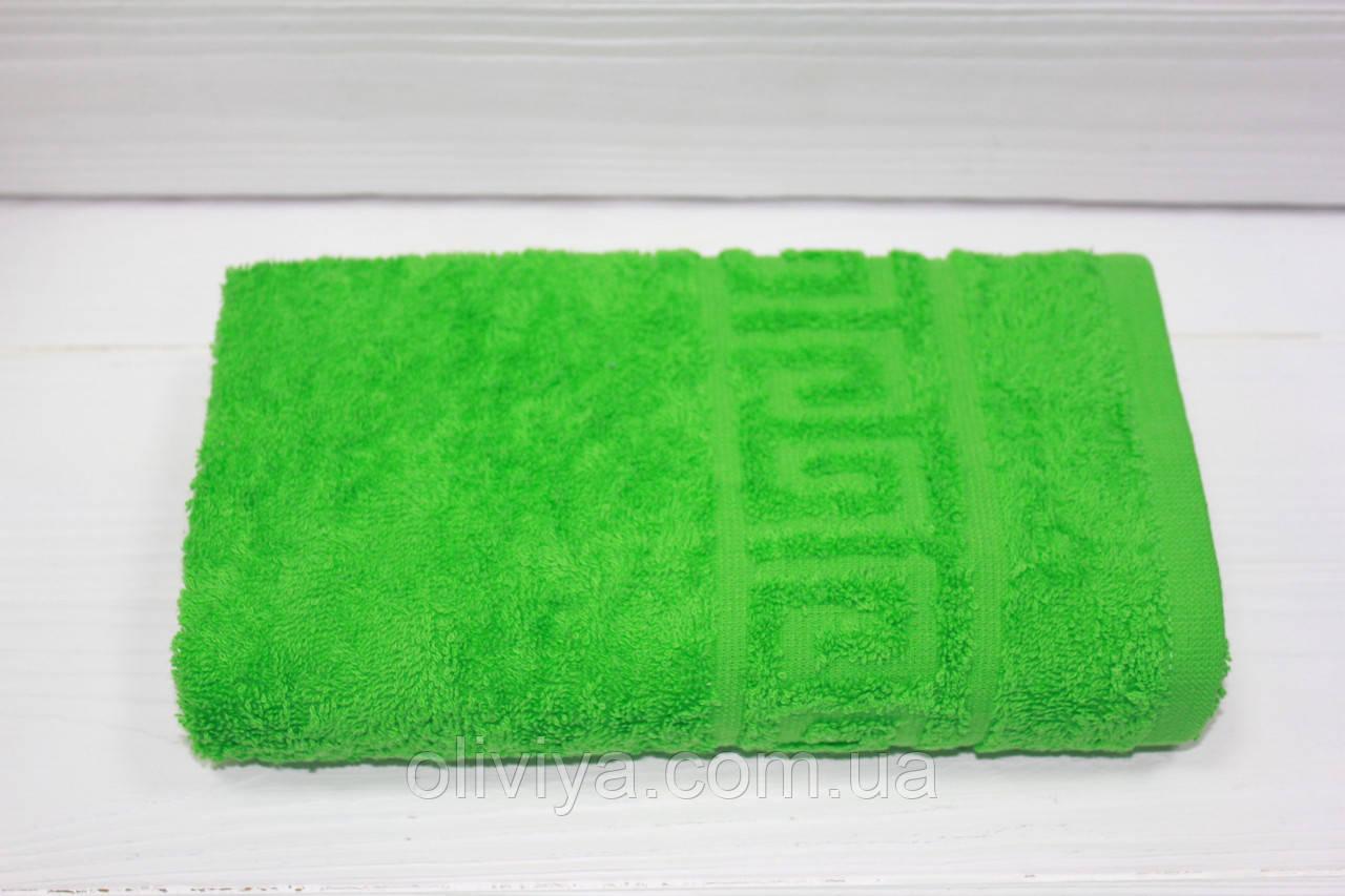 Полотенце для рук (зелений класичний)